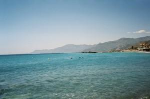 Bordighera. Urlaub an der italienischen Riviera im Ferienhaus in Ligurien.