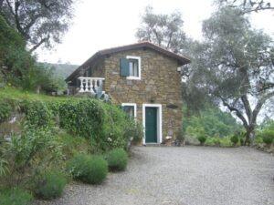 Ferienhaus Casa Rochin bei Dolceacqua in Ligurien. Urlaub an der italienischen Riviera