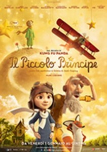 Cinema Cristallo in Dolceacqua. Der kleine Prinz