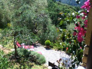 Dolceacqua.Ferienhaus Casa Rochin. Im Urlaub an der italienischen Riviera