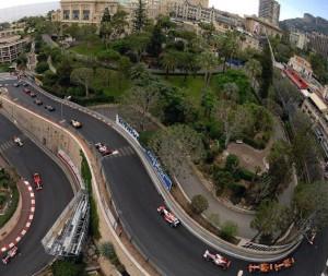 """Monte Carlo.Der jährliche """"Grand Prix""""im Mai. Urlaub an der italienischen Riviera in Ligurien"""
