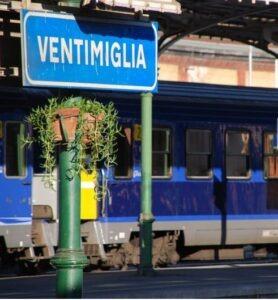 Grenzbahnhof Ventimiglia