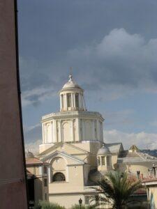 Imperia Porto Maurizio, Ligurien, italienische Riviera
