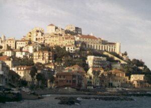 Imperia. Urlaub an der italienischen Riviera in Ligurien
