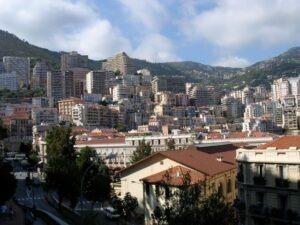Monte Carlo. Im Urlaub an der italienischen Riviera in Ligurien im Ferienhaus