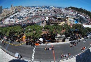 Monte Carlo 72e Grand Prix 2014. Urlaub an der italienischen Riviera in Ligurien