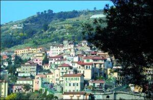 San Biagio della Cima. Urlaub an der italienischen Riviera in Ligurien