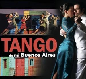 San Remo. Tango de mi Buenos Aires.