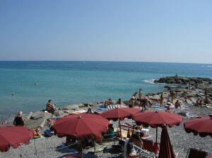 Strand von Bordighera