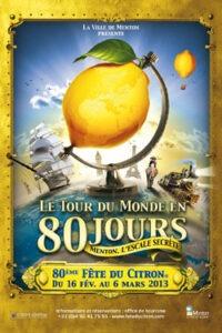 Menton Zitronenfest vom 16.02-06.03.2013