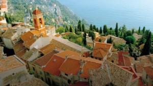 in Roquebrune Cap Martin bei Menton findet das Kastanienfest am 23. November statt