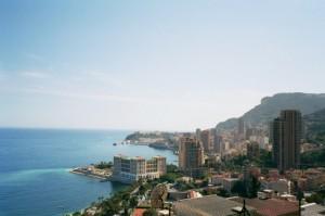 Monte Carlo. Urlaub an der italienischen Riviera in Ligurien