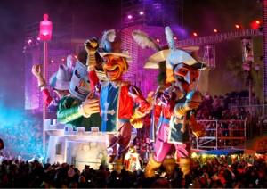 Nice Carnaval 2013