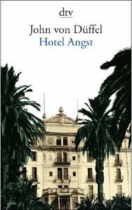 Hotel Angst von John von Düffel, im dtv Verlag erschienen.Urlaub an der italienischen Riviera in Ligurien