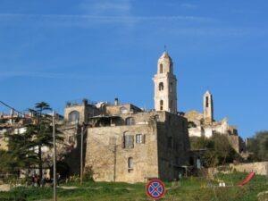 Bussana Vecchia-San Remo.Urlaub an der italienischen Riviera im Ferienhaus Casa Rochin in Dolceacqua