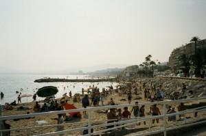 Cannes, an der französischen Riviera, nicht weit vom Ferienhaus Casa Rochin in Dolceacqua, Ligurien, an der italienischen Riviera