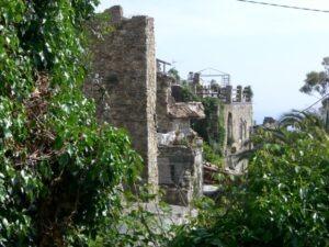 Bussana Vecchia-San Remo. Urlaub an der italienischen Riviera in Ligurien im Ferienhaus Casa Rochin bei Dolceacqua