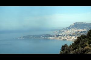Webcam Mortola. Im Urlaub an der italienischen Riviera in Ligurien