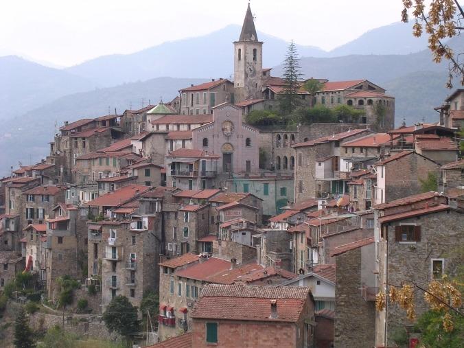 Apricale | Urlaub an der Italienischen Riviera in Ligurien