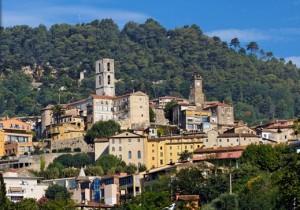 Grasse. Provence.Urlaub an der italienischen Riviera in Ligurien