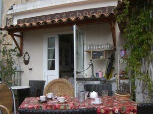 Roquebrune Fraise et chocolat. Urlaub an der italienischen Riviera in Ligurien