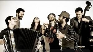 Barcelona Gipsy Klezmer Orchestra.