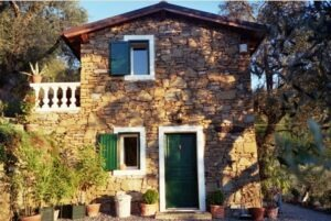 Casa Rochin. Ferienhaus bei Dolceacqua in Ligurien