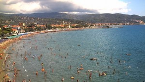 Ferragosto in Ligurien. Ganz Italien zieht ans Mittelmeer