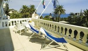 Grand Hotel des Anglais San Remo. Blumenriviera