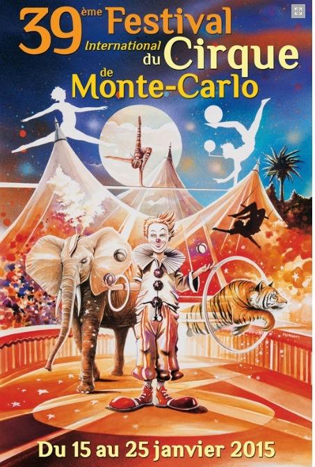 Monte Carlo Zirkusfestival 2015. Urlaub an der italienischen Riviera in Ligurien