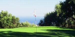 Golfanlage San Remo in Ligurien