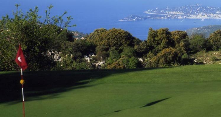 Golfplatz Monte Carlo an der französischen Riviera