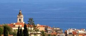 Bordighera die Palmenstadt an der italienischen Riviera