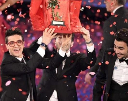 """Il Volo gewinnt mit """"Grande Amore"""""""