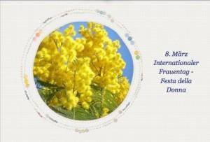 Festa della Donna in Ligurien