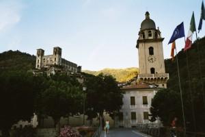 Dolceacqua in Ligurien