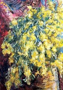 Mimosen von Roman Bilinski