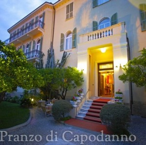 Hotel Villa Elisa in Bordighera