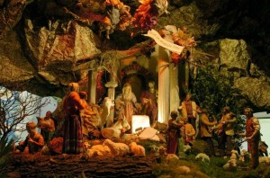 Weihnachtskrippen in Ligurien