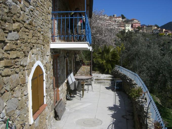 Ferienhaus von Max in Perinaldo