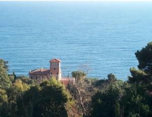 die Hanbury Gärten in Cap Mortola