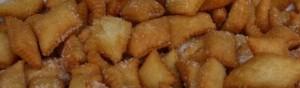 Pansarole aus Apricale in Ligurien