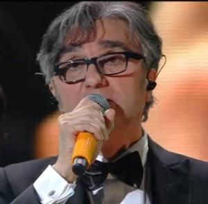 Gli Stadio mit seiner Band gewinnt beim Songfestival 2016 in Sanremo