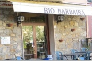Restaurant Rio Barbaira in Rocchetta Nervina