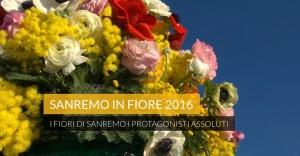 Sanremo in Fiore-Blumenkorso 2016