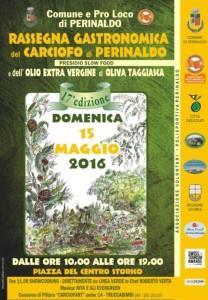 Festival der Artischocke in Perinaldo