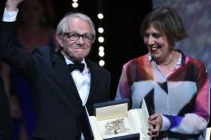 Ken Loach Gewinner der Goldenen Palme 2016 mit dem Film I Daniel Blake