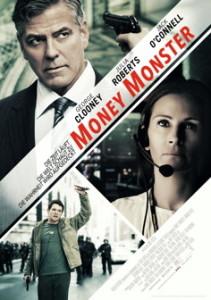Money Monster mit George Clooney und Julia Roberts
