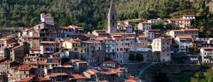 Pigna an der Nervia in Ligurien