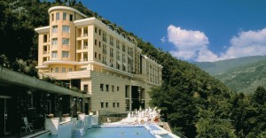 Pigna Wellness in der Therme
